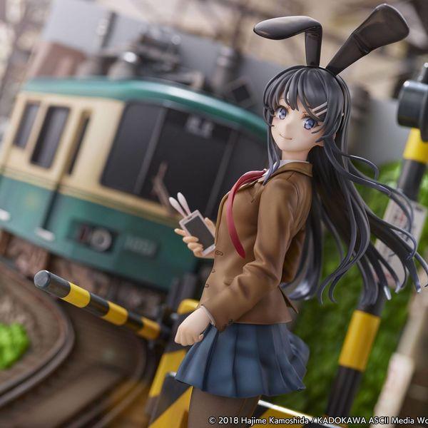 Figura Mai Sakurajima Enoden Ver Rascal Does Not Dream of Bunny Girl Senpai