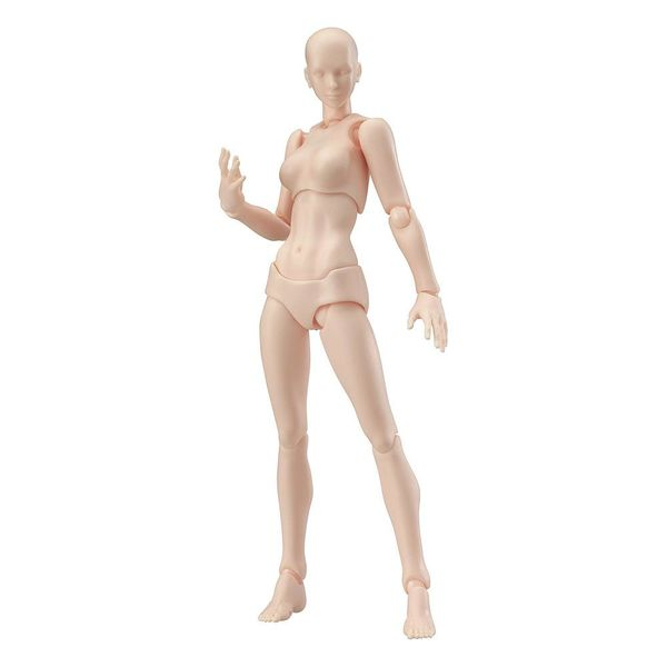 Figma Archetype Next She Flesh Color Figma Original Character