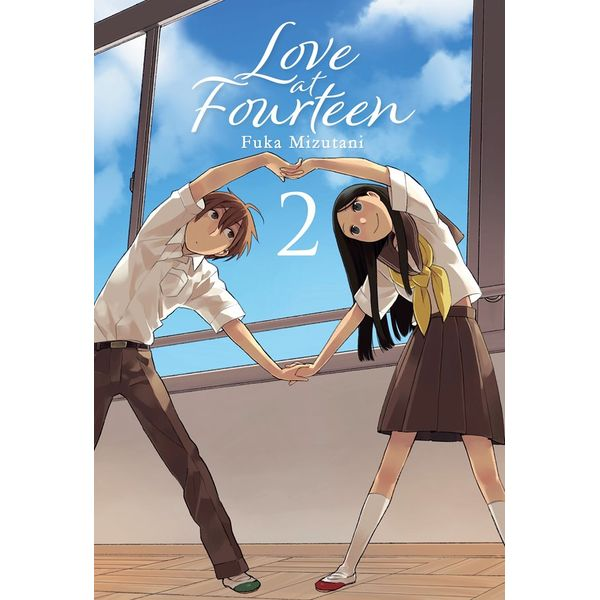 Love At Fourteen #02 Manga Oficial Milky Way Ediciones (spanish)