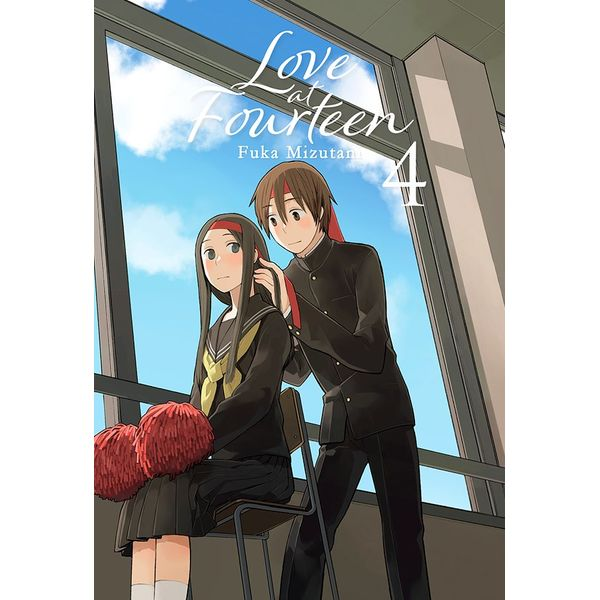 Love At Fourteen #04 Manga Oficial Milky Way Ediciones (spanish)