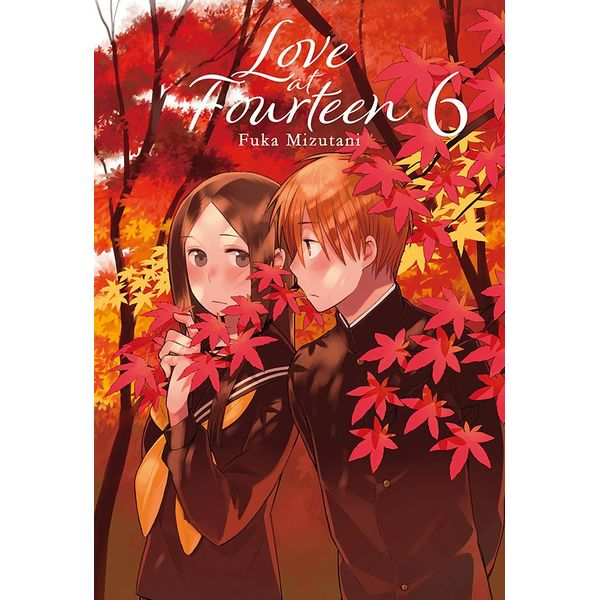 Love At Fourteen #06 Manga Oficial Milky Way Ediciones