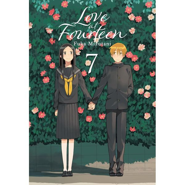 Love At Fourteen #07 Manga Oficial Milky Way Ediciones