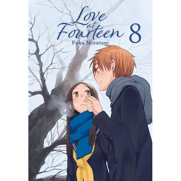 Love At Fourteen #08 Manga Oficial Milky Way Ediciones