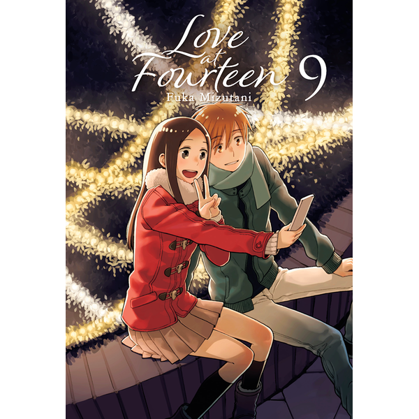 Love At Fourteen #09 Manga Oficial Milky Way Ediciones