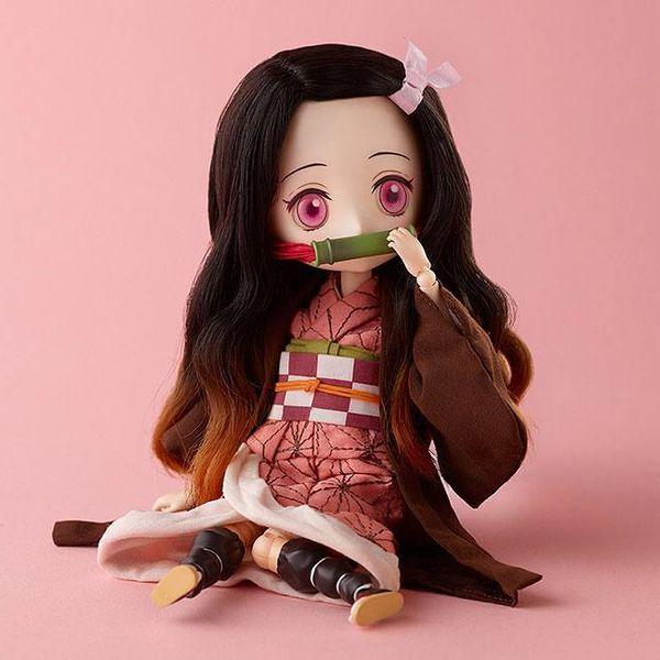 Figura Nezuko Kamado Kimetsu No Yaiba Harmonia Humming