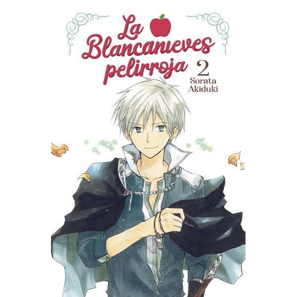 La Blancanieves Pelirroja #02 Manga Oficial Norma Editorial (spanish)