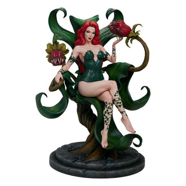 Poison Ivy Statue DC Comics