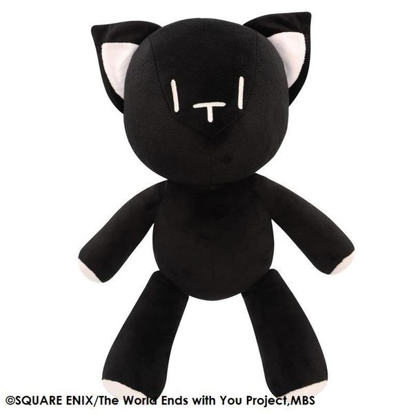 Peluche Mr Mew The World Ends with You The Animation