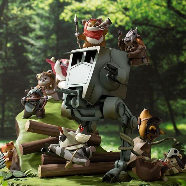 Battle of Endor The Little Rebels Figure Star Wars ARTFX