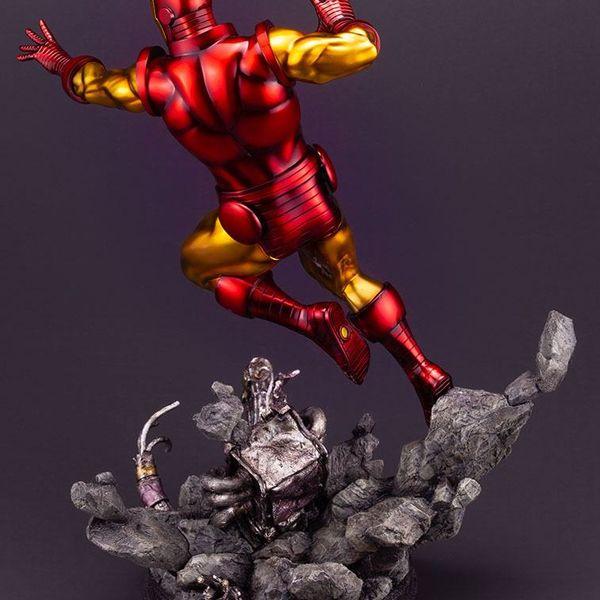 Estatua Iron Man Marvel Avengers Fine Art