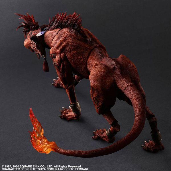 Figura Red XIII Final Fantasy VII Remake Play Arts Kai