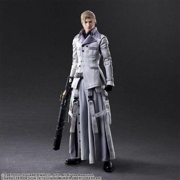 Figura Rufus Final Fantasy VII Remake Play Arts Kai