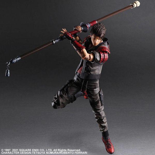 Figura Sonon Kusakabe Final Fantasy VII Remake Play Arts Kai
