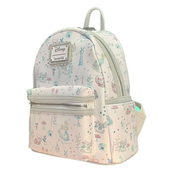Alice in Wonderland Backpack Disney Loungefly