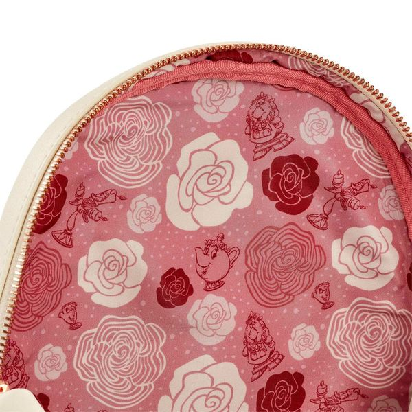 Beauty and The Beast Disney Backpack Loungefly
