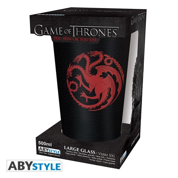 Targaryen Glass Games Of Thrones