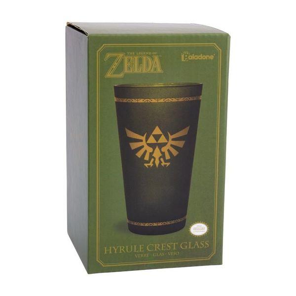 Vaso The Legend of Zelda Escudo Hyrule 450ml