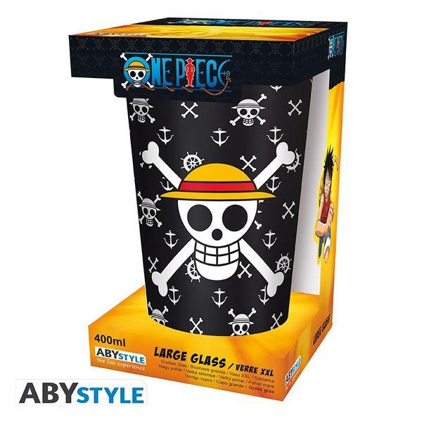 Vaso Luffy One Piece 400ml