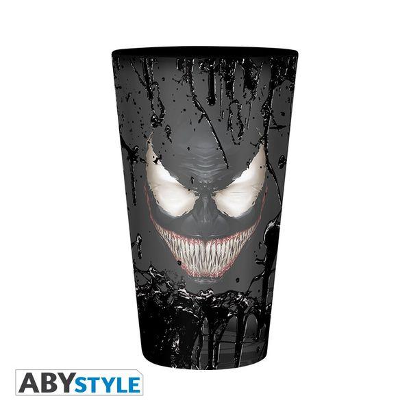 Vaso Venom Marvel Comics 400ml
