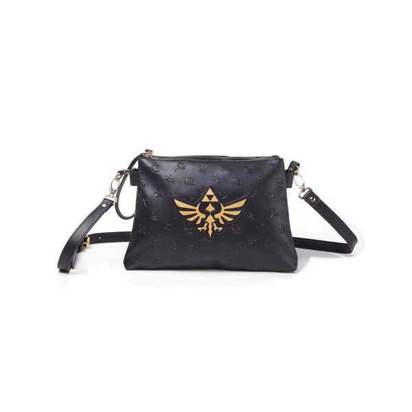 Hyrule Logo Shoulder Bag The Legend Of Zelda
