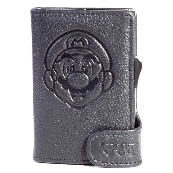 Super Mario Card and Wallet Nintendo