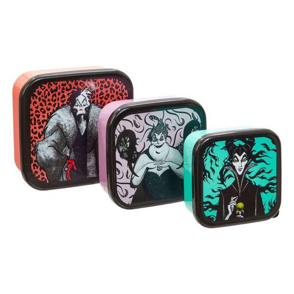 Disney Villains Lunch Box Set 3