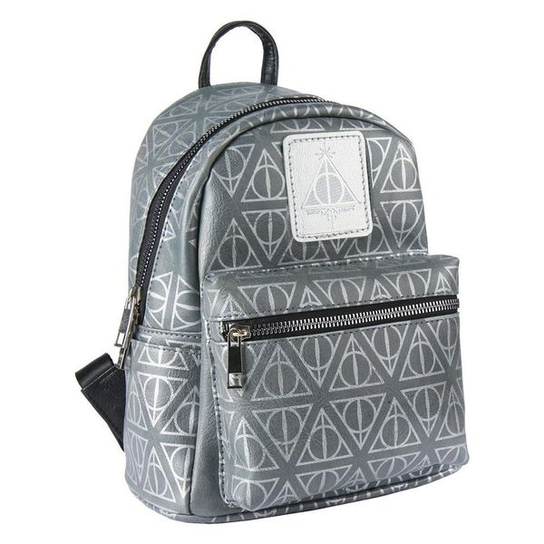Deathly Hallows Mini Backpack Harry Potter