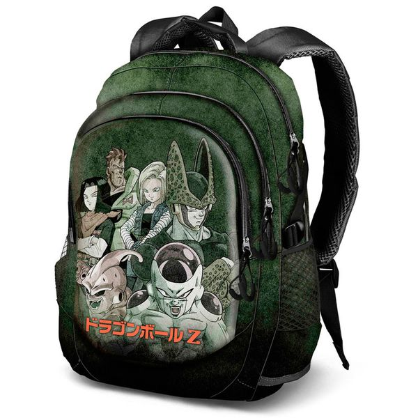 Evil Characters Backpack Dragon Ball Z