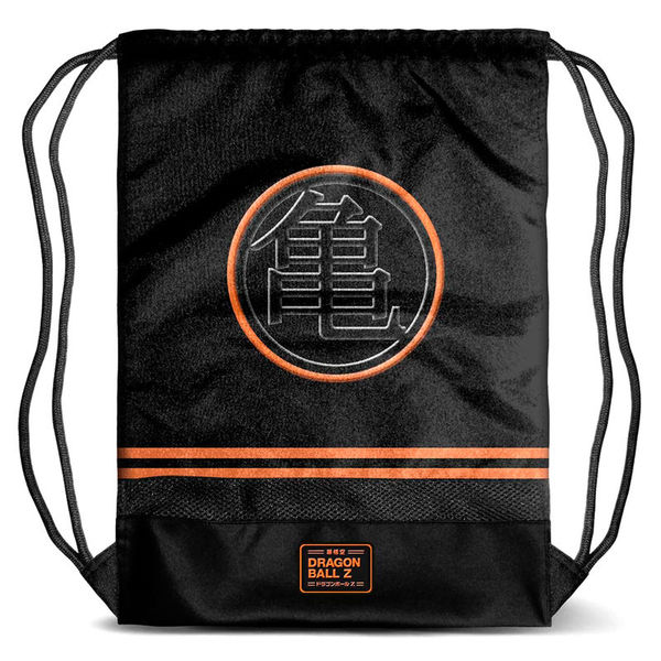 Kanji Kame GYM Bag Dragon Ball Z