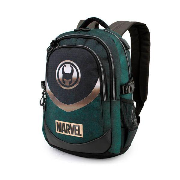 Loki Backpack Marvel Comics