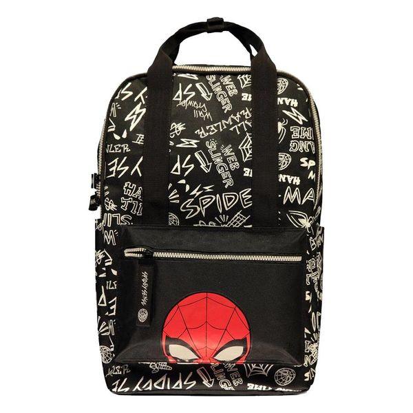 Spiderman Backpack Marvel Comics Difuzed