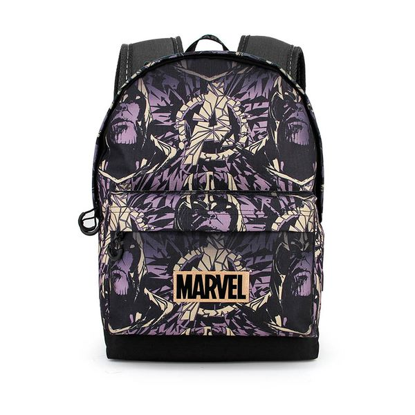 Thanos Multicolor Backpack Marvel Comics