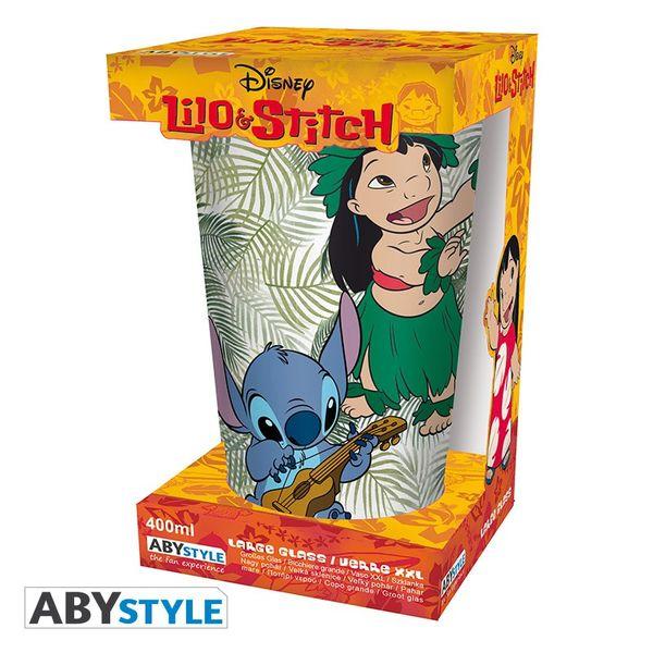 Vaso Lilo & Stitch Disney 400ml
