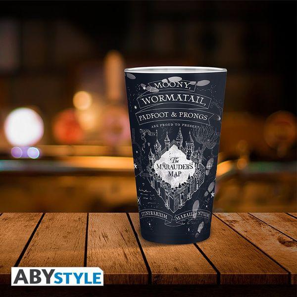 Marauder's Map Glass Harry Potter 400ml