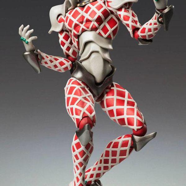 Figura King Crimson JoJo s Bizarre Adventure Super Action Chozokado