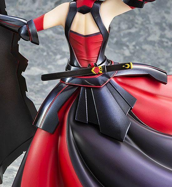 Figura Maple Black Rose Armor Ver Bofuri