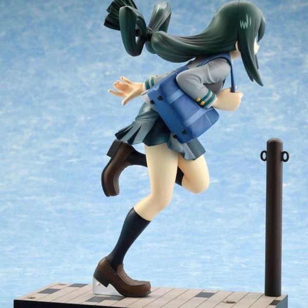 Figura Tsuyu Asui Uniform Ver My Hero Academia