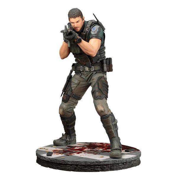Figura Chris Redfield Resident Evil Vendetta ARTFX