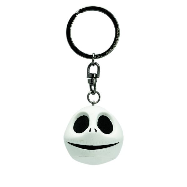 Jack Skellington 3D Keychain Nightmare Before Christmas