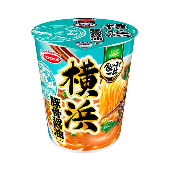 Ramen Noodles Yokohama Tonkotsu de Soja AceCook
