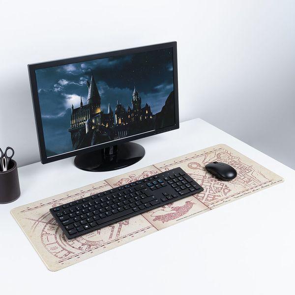 Marauder Map Desk Mat Harry Potter 30 x 69 cms