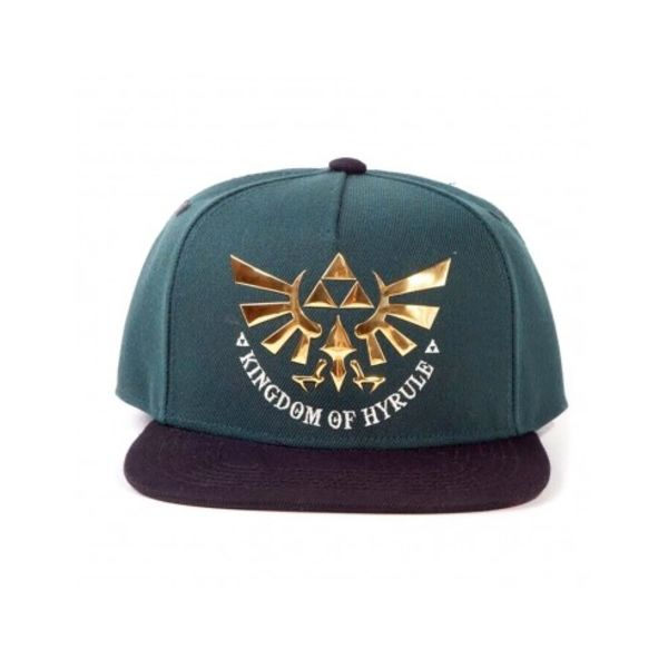 Gorra Snapback Kingdom Of Hyrule The Legend Of Zelda