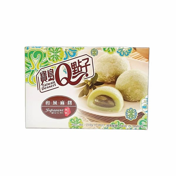 Caja de Mochis Te Verde Taiwan Dessert
