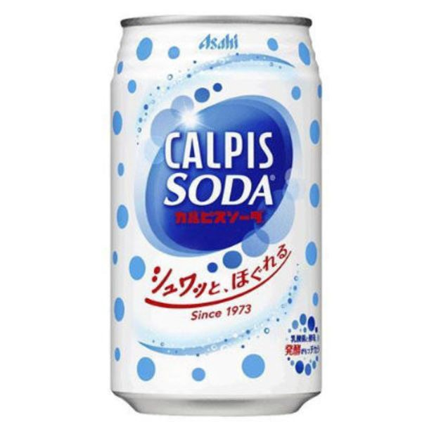 Calpis Soda 350 ml
