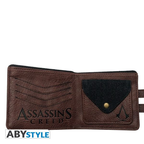 Assassin's Creed Wallet Crest Premium
