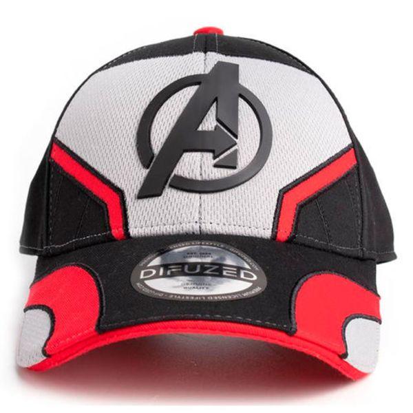 Quantum Realm Avenger Cap Marvel Comics