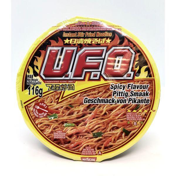 Noodles Nissin UFO Picante
