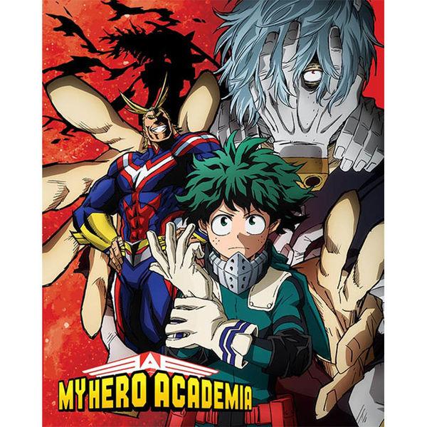 My Hero Academia Poster Heroes Nemesis 40 x 50 cms