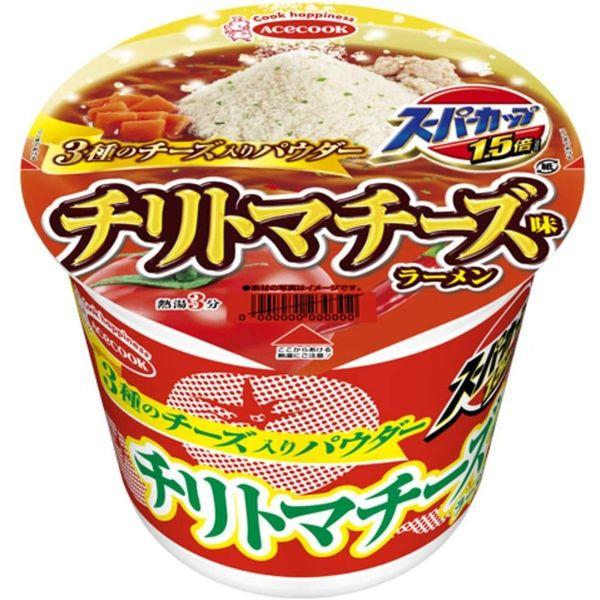 Ramen Noodles de Queso y Chili Acecook