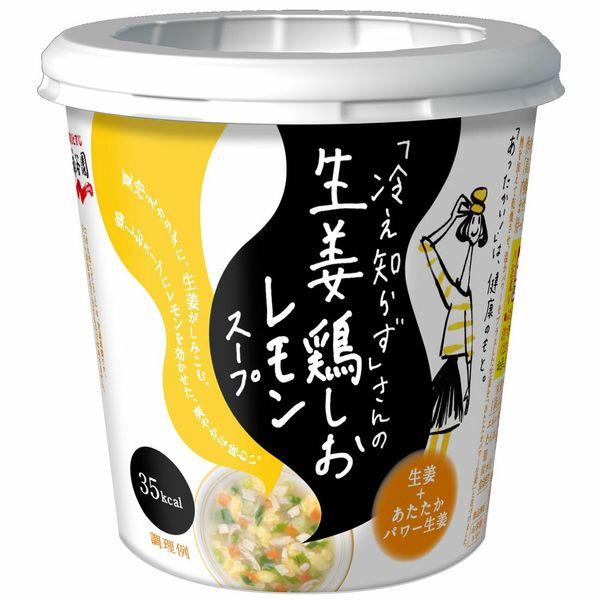 Ramen Noodles de Pollo y Jengibre Nagatanien